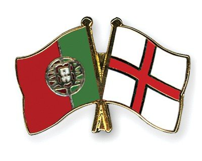 Portugal England Friendship